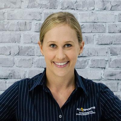 Helen Boundy - Allsports Physiotherapy Physiotherapist