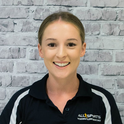 Bianca Butler - Allsports Physiotherapy Physiotherapist