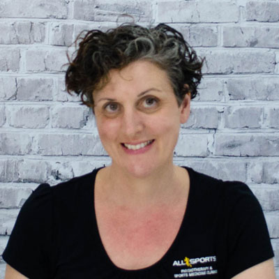 Georgie Burke - Allsports Physiotherapy Physiotherapist