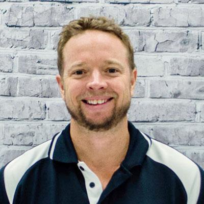 Michael Burke - Allsports Physiotherapy Senior Physiotherapist
