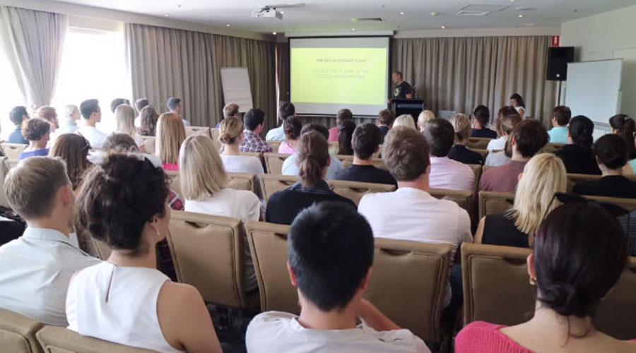Allsports Professional Development Conference in 2016