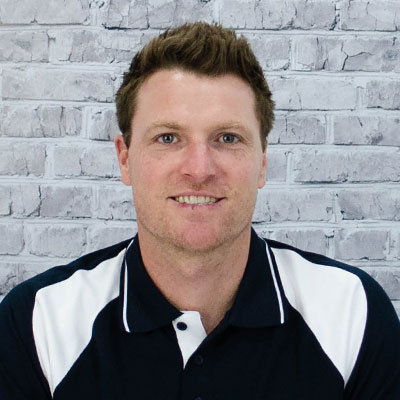 Andrew Davidson - Allsports Physiotherapy Physiotherapist