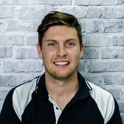 Jesse Dundon - Allsports Physiotherapy Physiotherapist