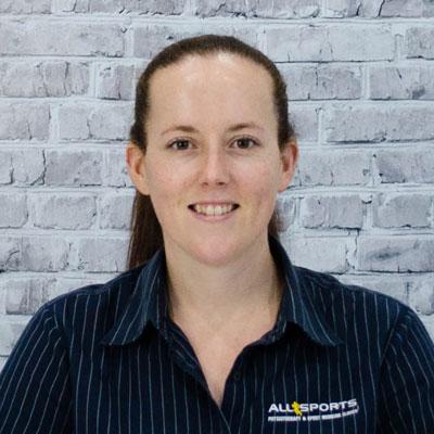Emma Gaffney - Allsports Physiotherapy Physiotherapist