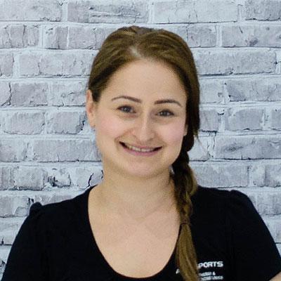 Erin Mavrick - Allsports Physiotherapy Physiotherapist