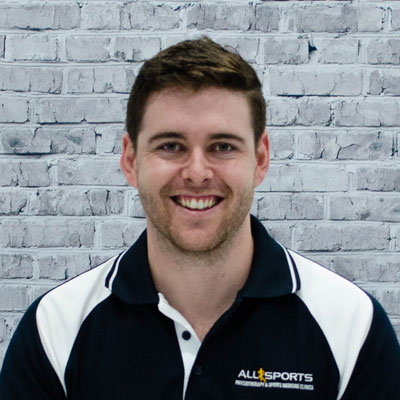 Sean O'Neill - Allsports Physiotherapy Physiotherapist