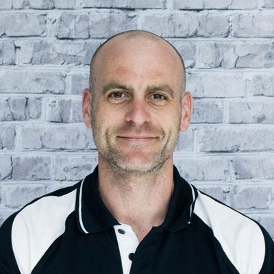 Cam Schembri - Allsports Physiotherapy Senior Physiotherapist