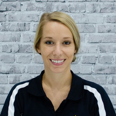 Erika Spicer - Allsports Physiotherapy Physiotherapist
