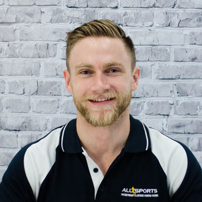 Andrew Thorpe - Allsports Physiotherapy Physiotherapist