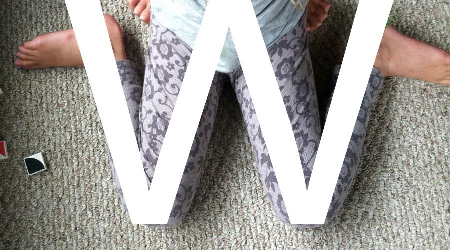 Q Paediatrics - W-Sitting