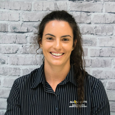 Maddy Zendler - Allsports Physiotherapy Physiotherapist