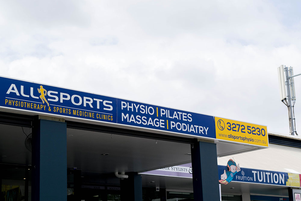 Allsports Physiotherapy Calamvale Clinic