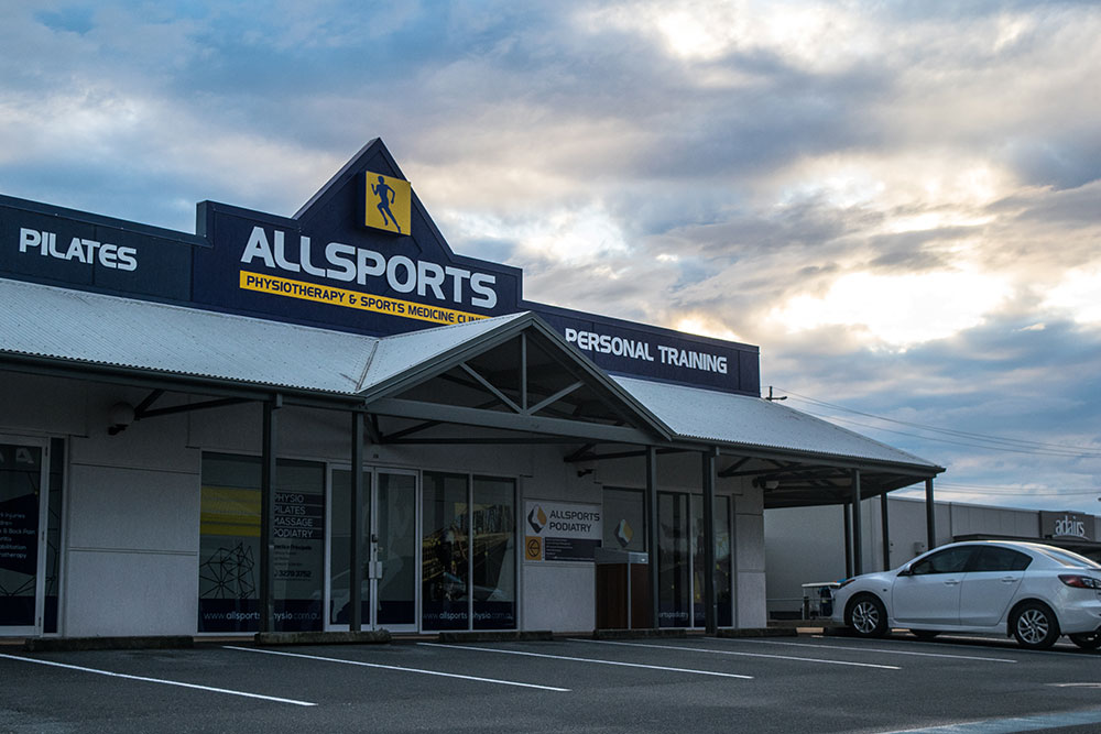 Allsports Physiotherapy Jindalee Clinic