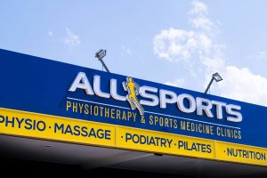 Allsports Physiotherapy The Gap Clinic