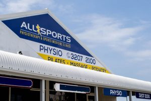 Allsports Physiotherapy Wellington Point Clinic