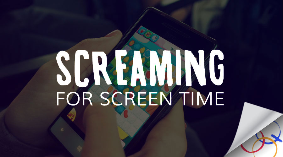 Screaming for Screen Time - Q Paediatrics