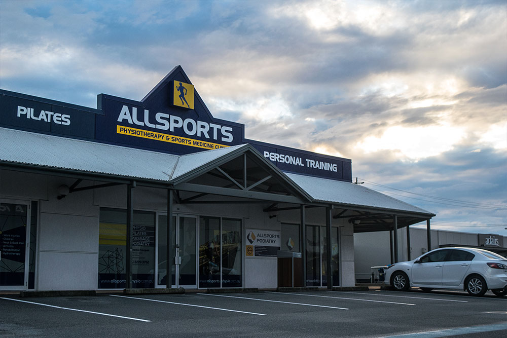 Allsports Physiotherapy Jindalee