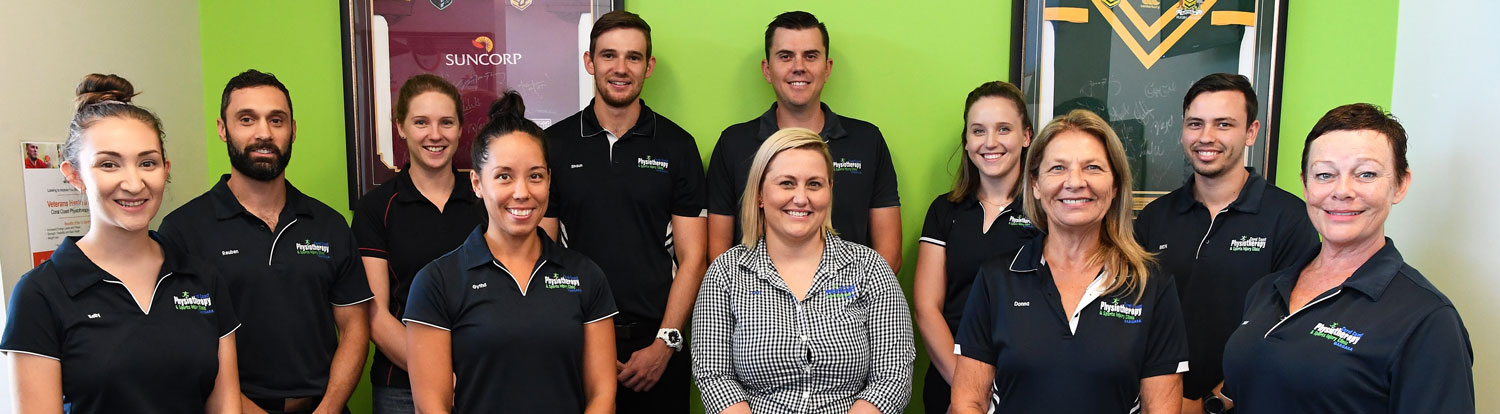 Coral Coast Physiotherapy Team