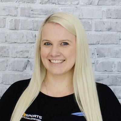 Courtney Crichton - Allsports Physiotherapy Physiotherapist