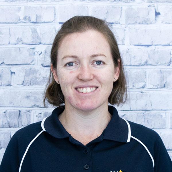 Clare Johnson - Allsports Physiotherapy Massage Therapist