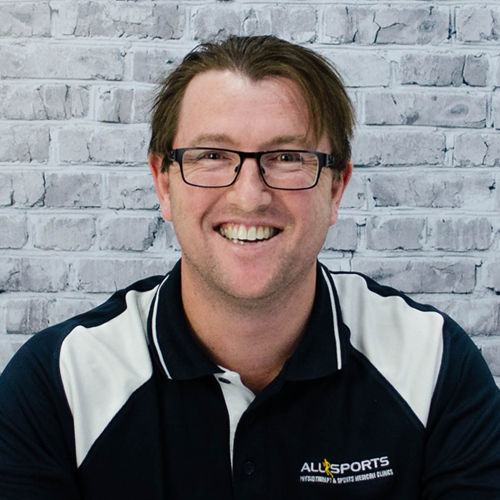 Matthew Vincent - Allsports Physiotherapy Physiotherapist