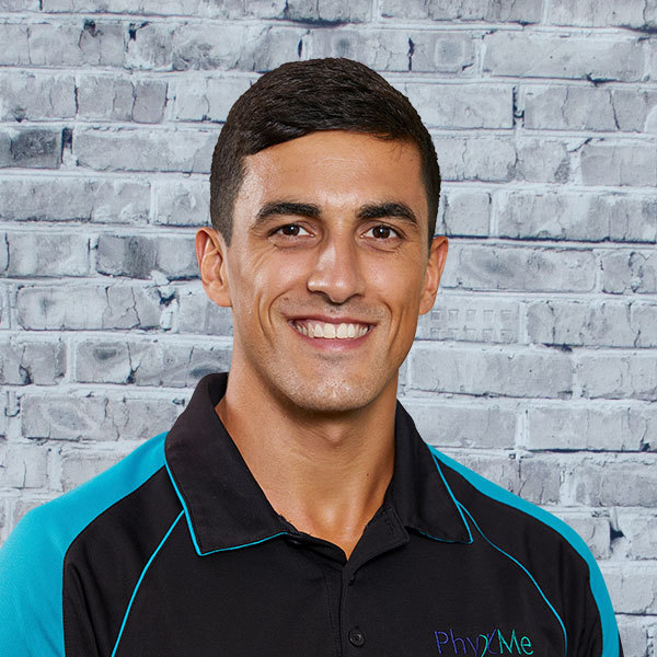 Aaron Gandecha - Physiotherapist