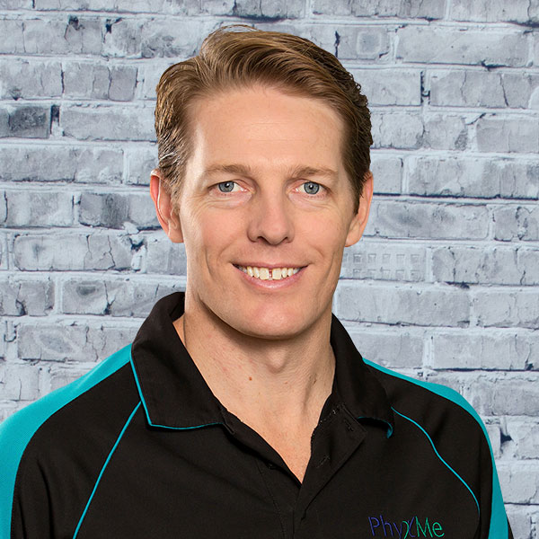 Chris Thomas - Physiotherapist