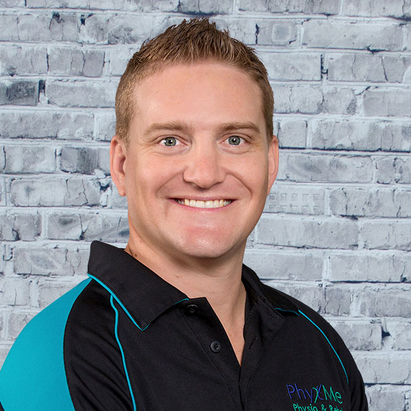 Simon Morris - Physiotherapist