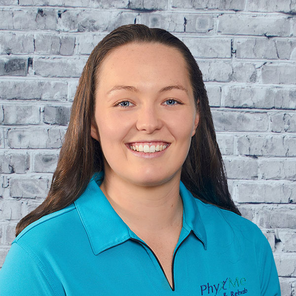 Tayla Pogan - Physiotherapist