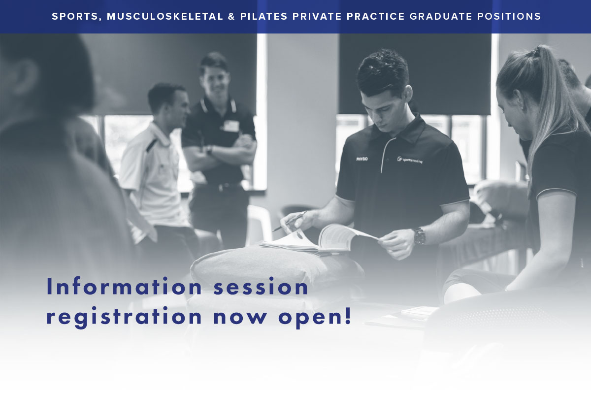 Allsports Physiotherapy information session