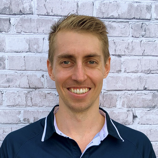 Gold Coast Physiotherapist Alex Beck