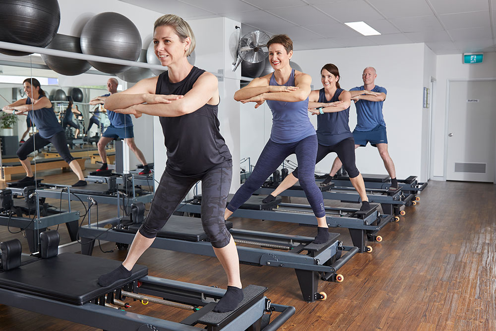 Body Tone Pilates Class - PhyxMe Physiotherapy Cairns