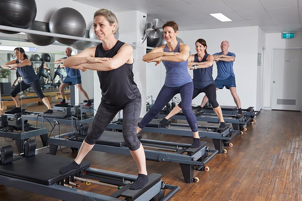 Body Tone Pilates Class