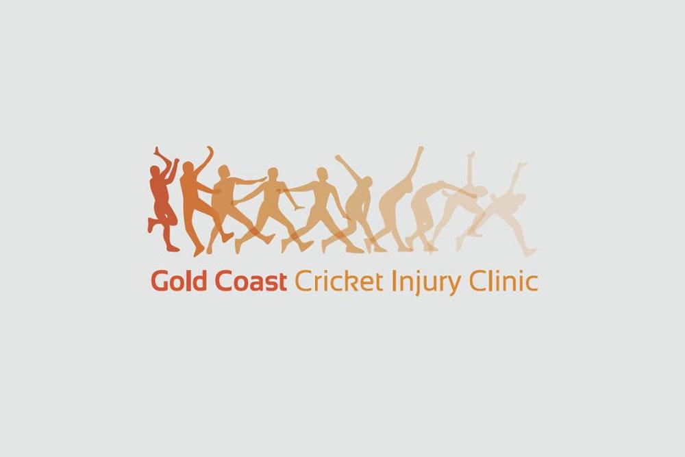 Gold Coast Cricket Injury Clinic logo