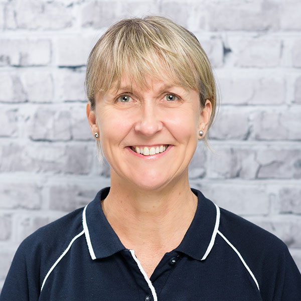 Leanne Caton - Allsports Physiotherapy Physiotherapist