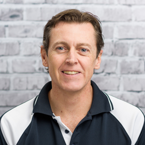 Massage Therapist Andy Moore