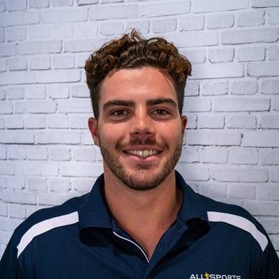 Jacob Lawrence - Allsports Physiotherapy Physiotherapist