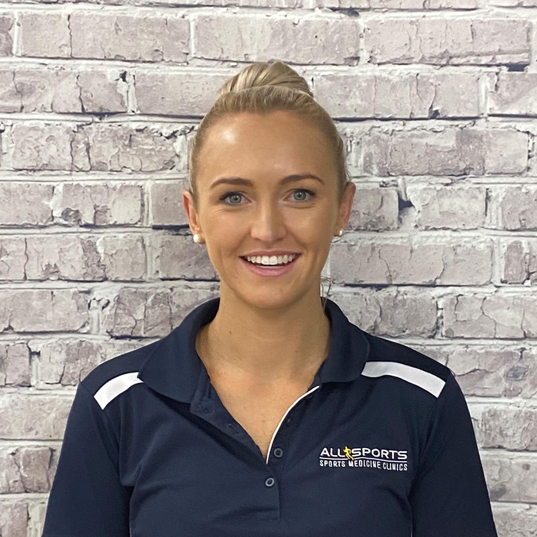 Jasmine Roulstone - Allsports Physiotherapy Physiotherapist