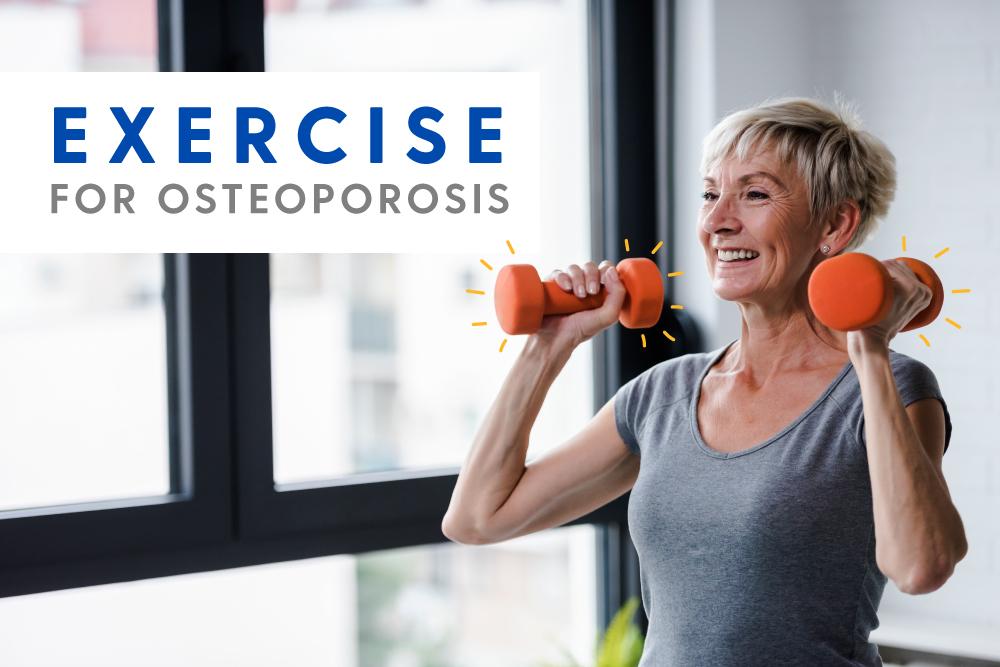 Exercise & osteoporosis - Allsports Physiotherapy