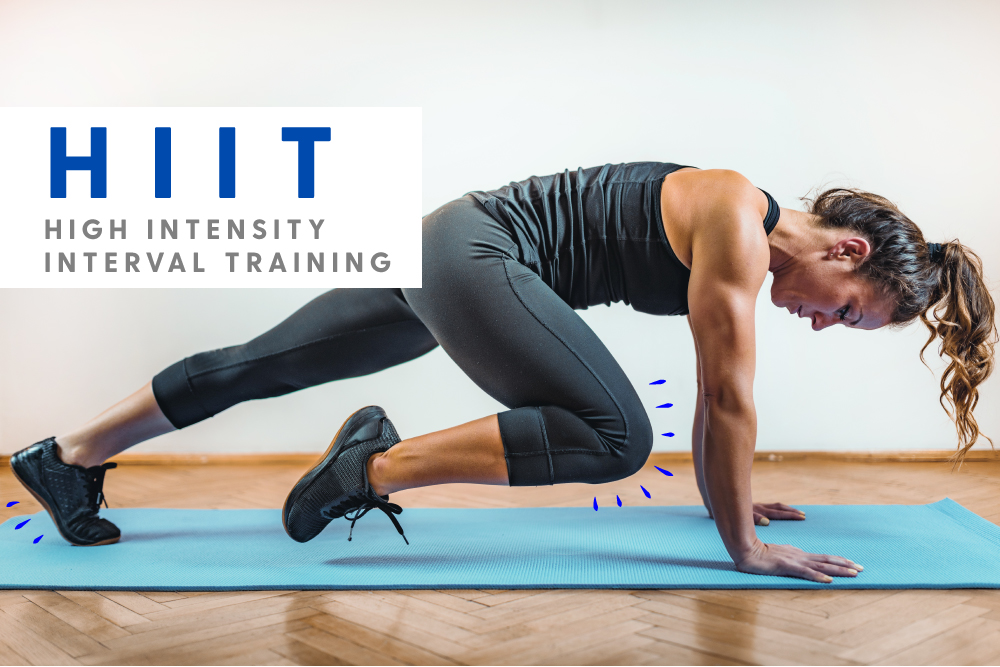 High Intensity Interval Training - Allsports Physiotherapy