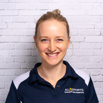 Meghan Cerqui - Allsports Physiotherapy Physiotherapist