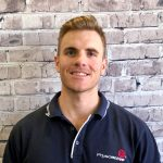 Aaron Pleash - Physiotherapist