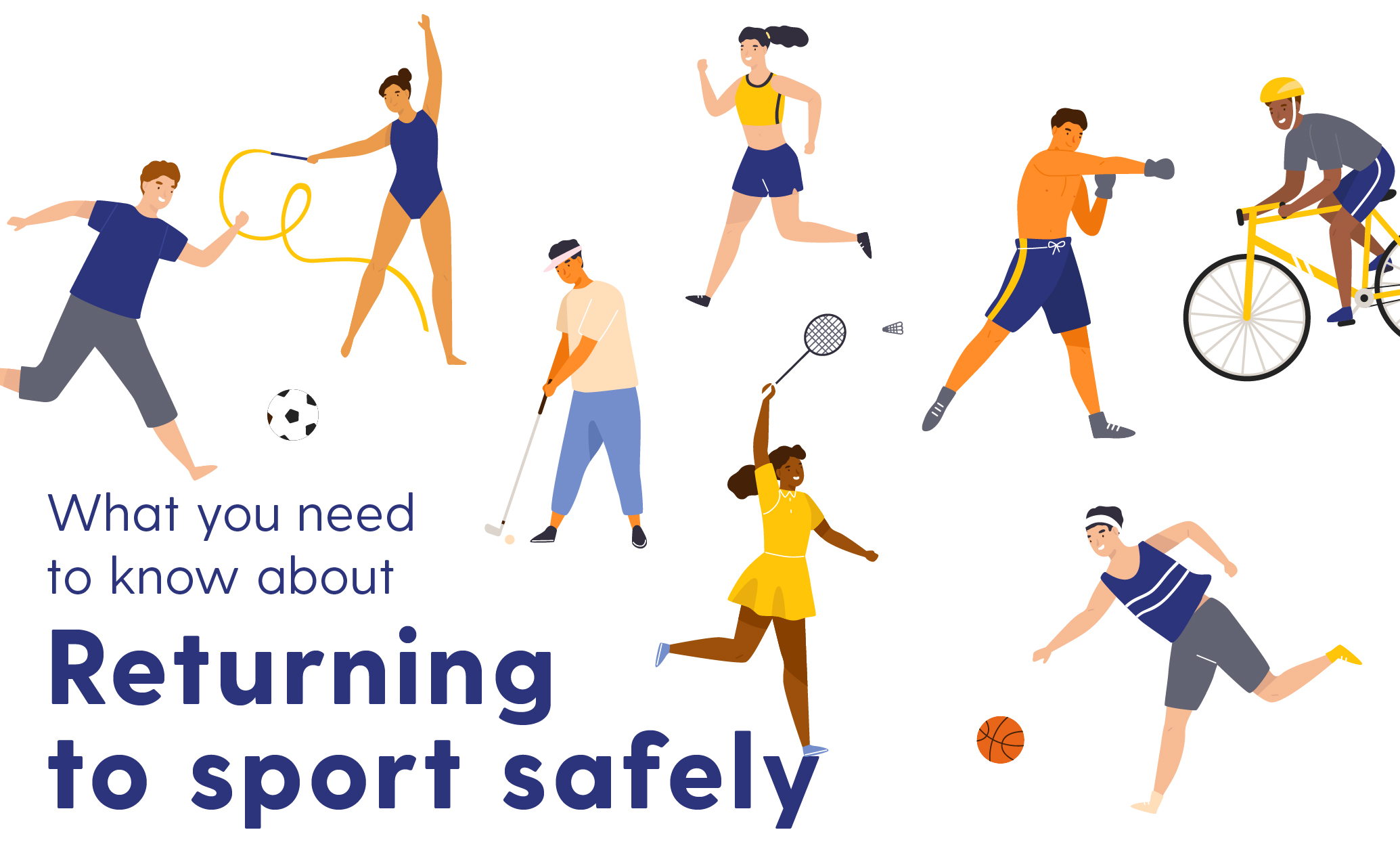 Returning to sport safely - Allsports Physiotherapy