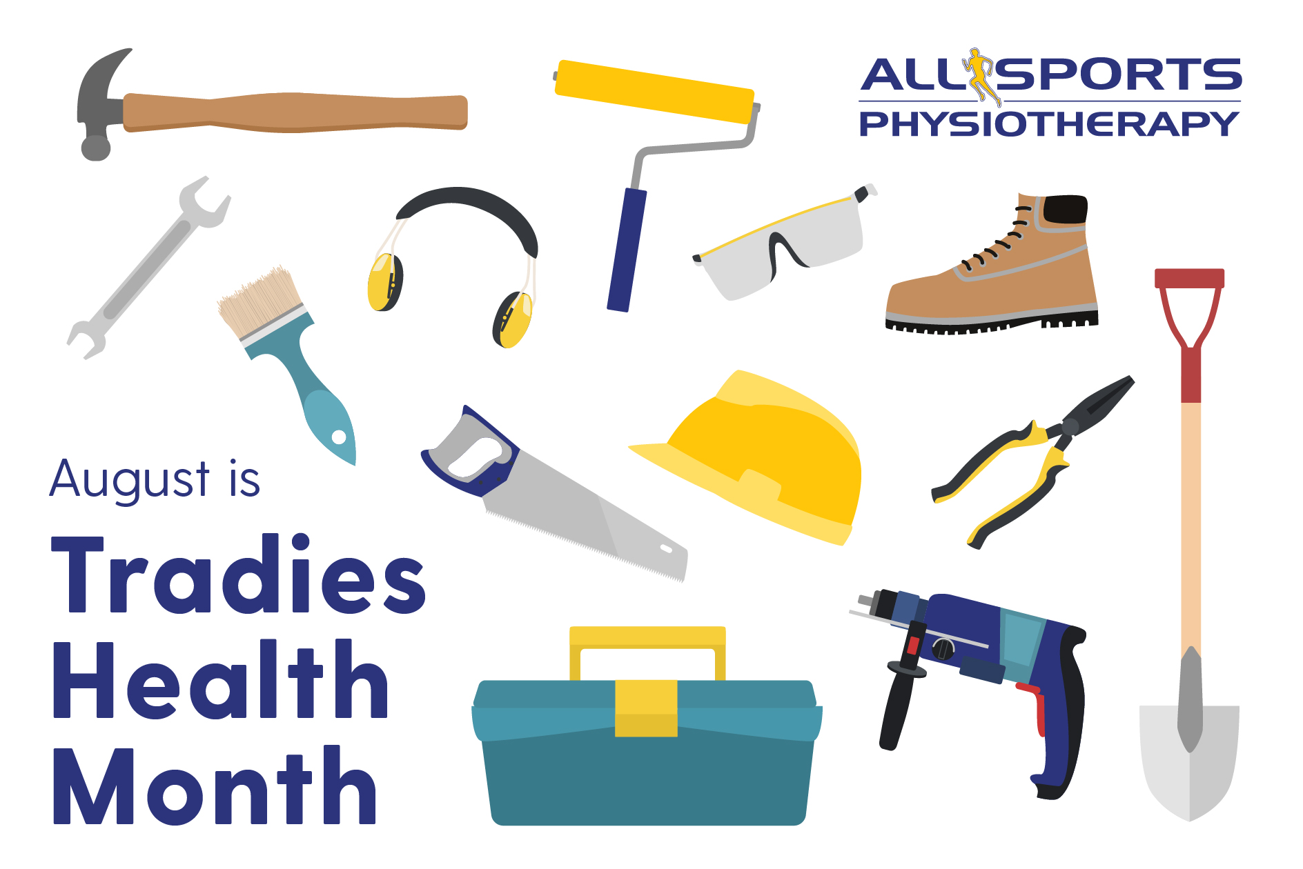 Tradies Health Month - Looking after your greatest asset
