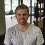 Nathan Broadhurst - Physiotherapist