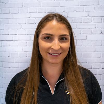 Emily Busch - Sportsmed NQ Physiotherapist