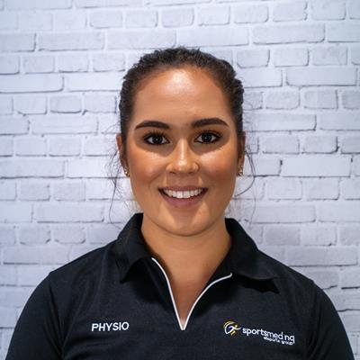 Tangiora Armstrong - Sportsmed NQ Physiotherapist