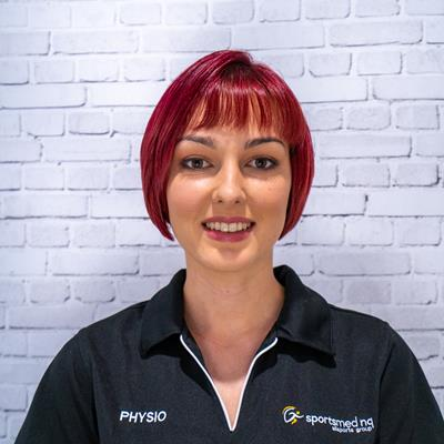 Taylor Just - Sportsmed NQ Physiotherapist