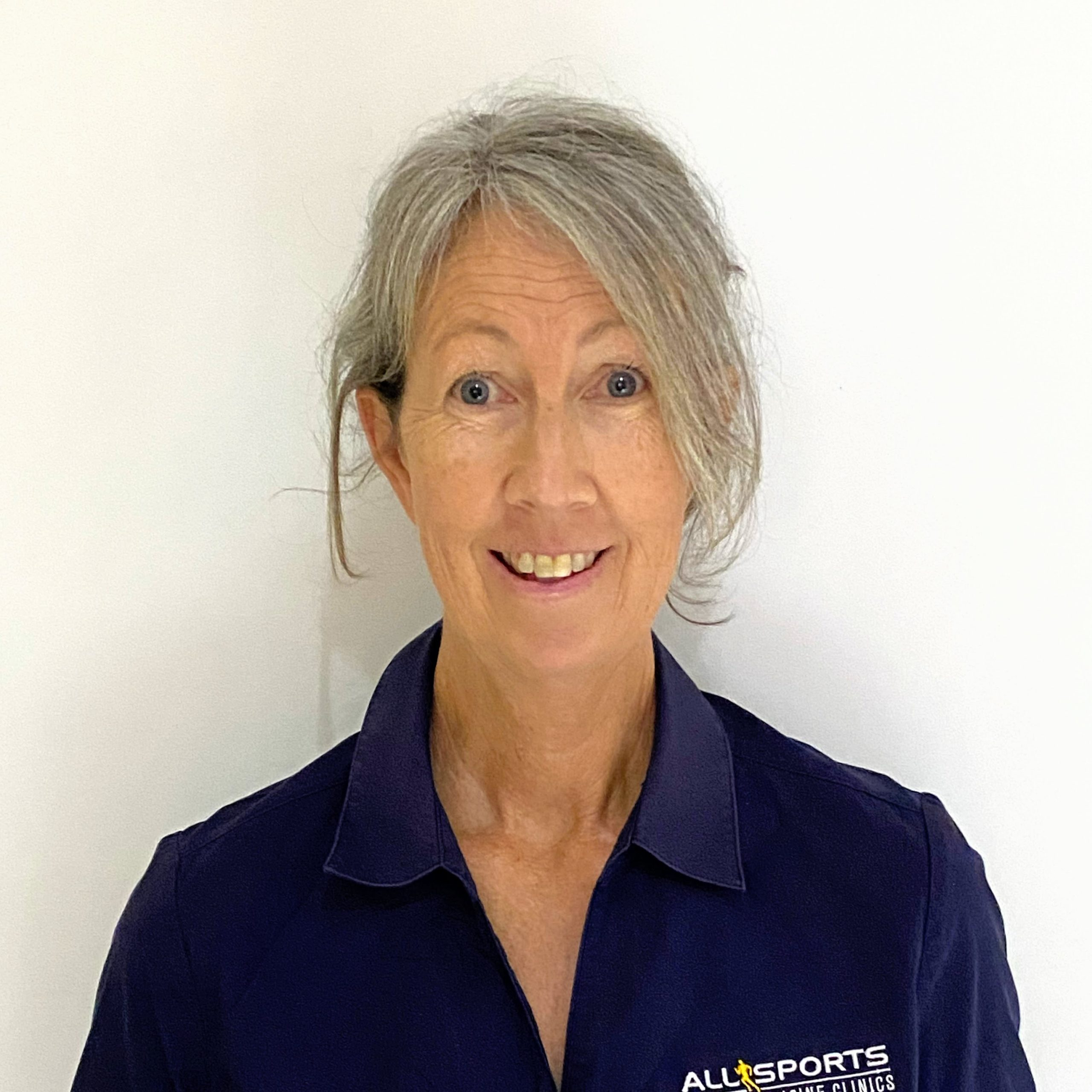 Sally Pearman - Allsports Physiotherapy Physiotherapist