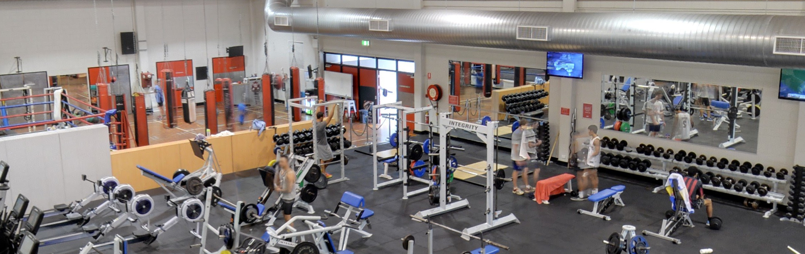 Nathan Fitness Centre - Allsports Physiotherapy Nathan